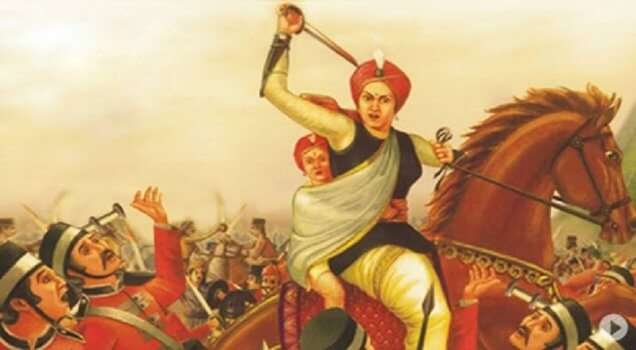 Rani Laxmi Bai Most Braver and Helpful Women's In India International Women's Day